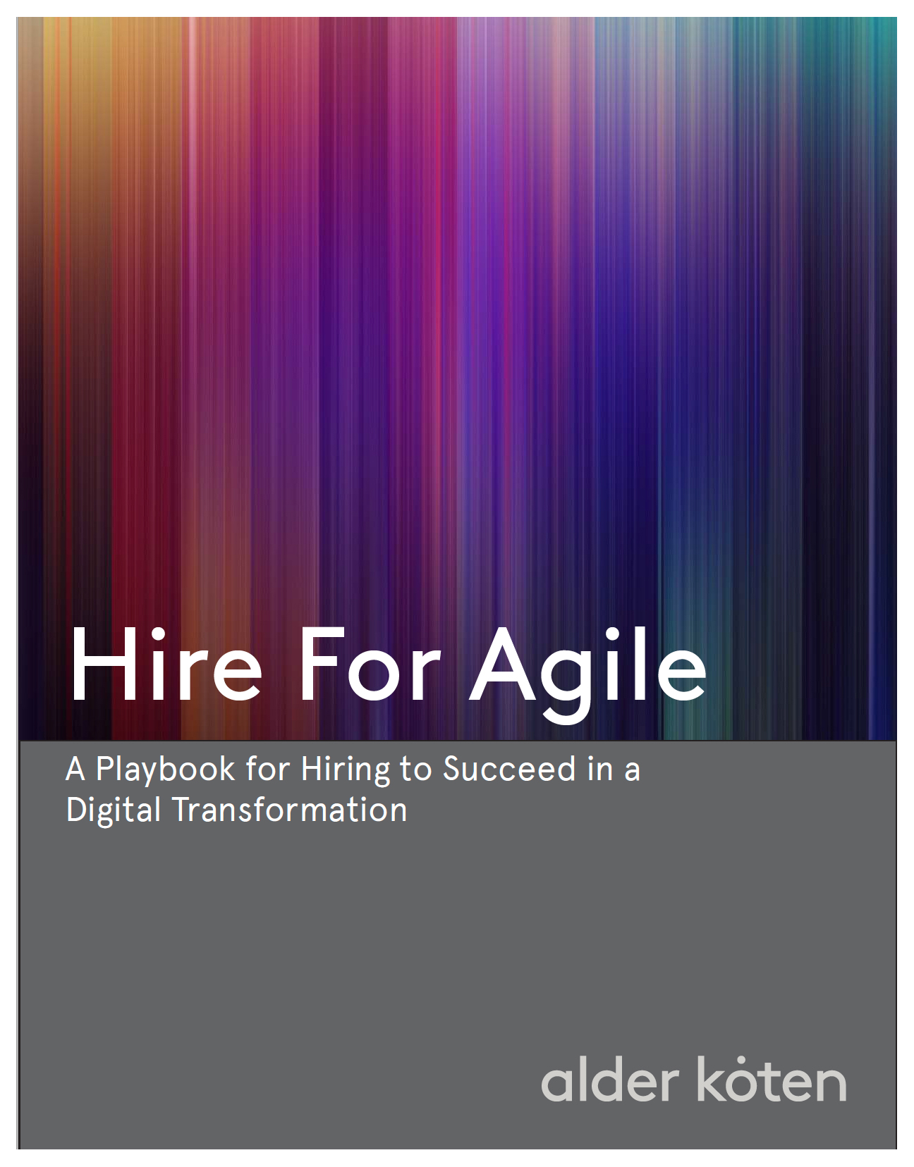 HireForAgile Cover